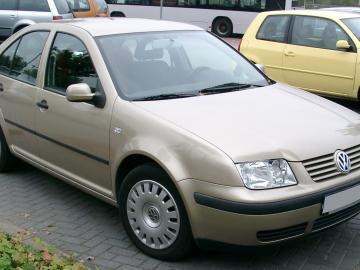 Газов инжекцион на VW BORA