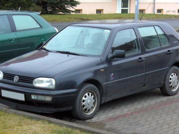 Газов инжекцион на VW GOLF 3