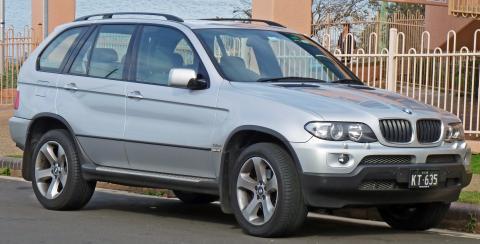 Газов инжекцион на BMW X5