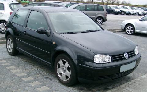 Газов инжекцион на VW GOLF 4