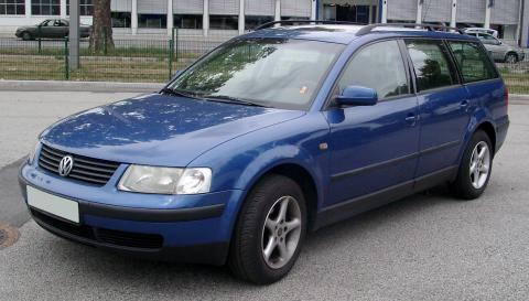 Газов инжекцион на VW PASSAT 5